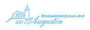 Logo Římskokatolická farnost v Brně - sv. Augustin