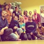 Pracovní tým Na počátku, rok 2013